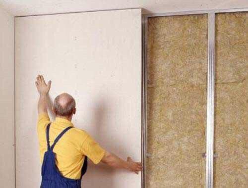 Как выровнять в кухне на стены своими руками